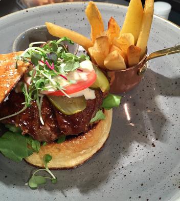 The Countess burger