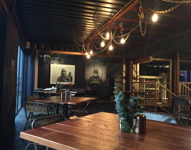 The Countess interior