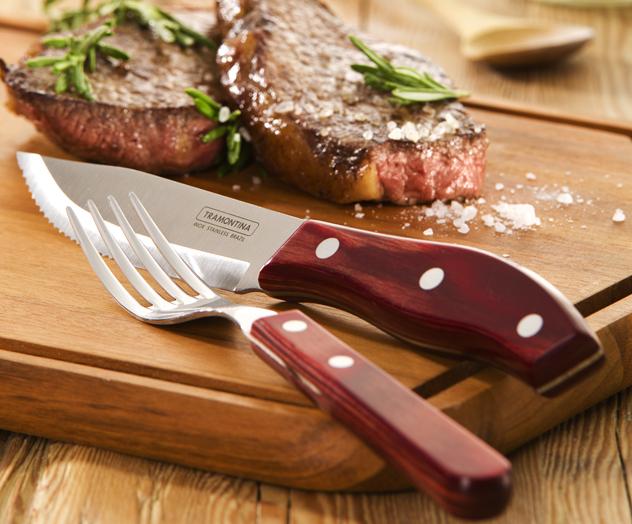 Tramontina steak knife