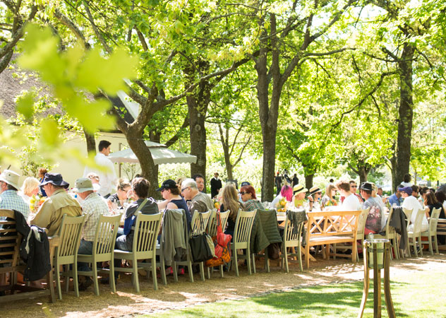 An open-air feast will be held on Saturday evening. Photo supplied.