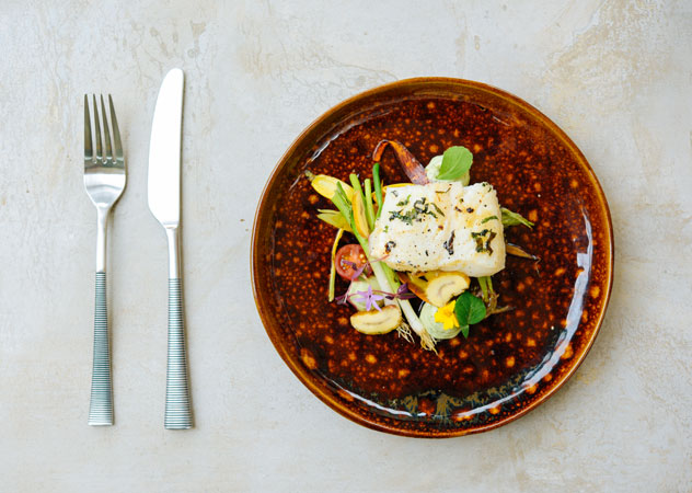 Another dish to look forward to at The Chefs Table. Photo courtesy of the restaurant.