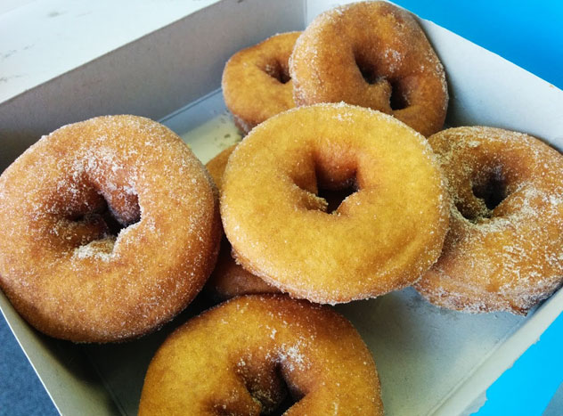 Which supermarket makes the best doughnuts? A blind tasting