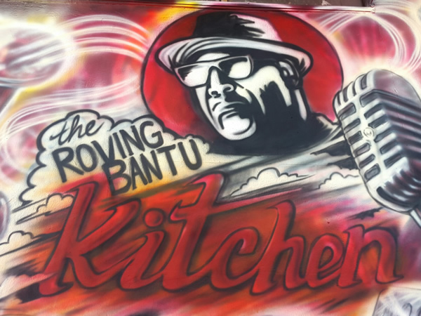 The Roving Bantu Kitchen. Photo supplied.