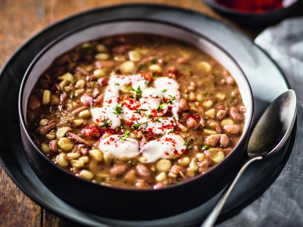 sugar-bean-soup