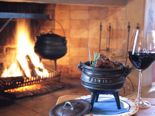 A hearty potjie from 96 Winery Road. Photo supplied.