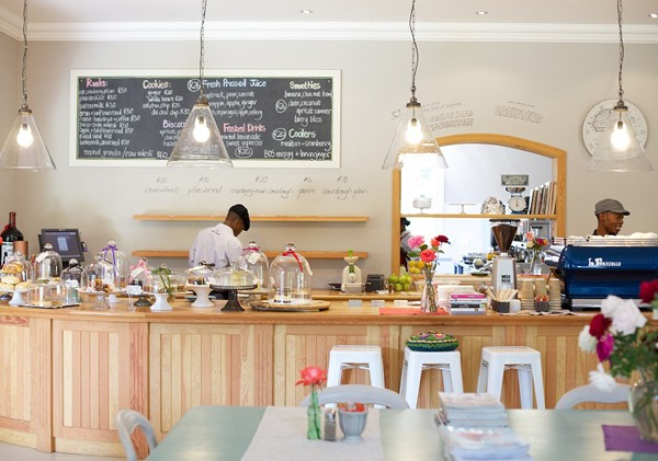 The interior at Afro-boer. Photo supplied.