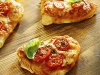 Cheat's pizza