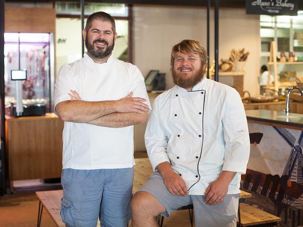 Kan 10, the new restaurant to open at Stellenbosch's De Warenmarkt