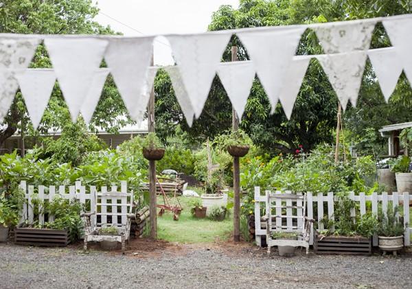 Delish Sisters garden