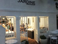 Exterior of Restaurant Jardine