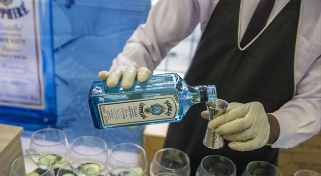 Create your own gin fusion at Gin Fushion this Saturday. Photo by GDG Photography.