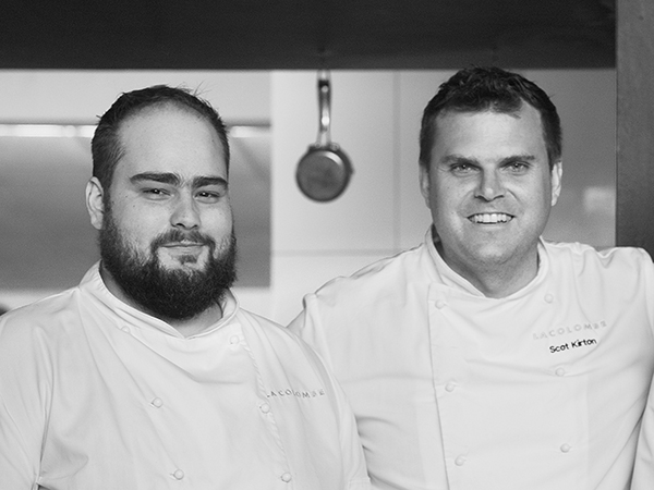 Chef of the Year Scot Kirton to open new restaurant