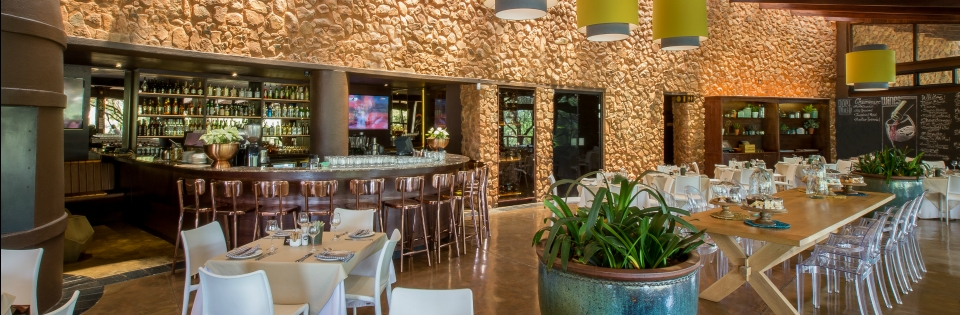 Kraal restaurant Eatout Cover