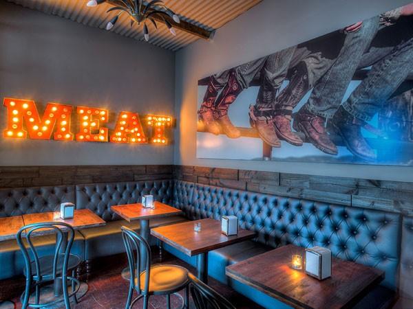 The interior at Café Manhattan. Photo supplied.