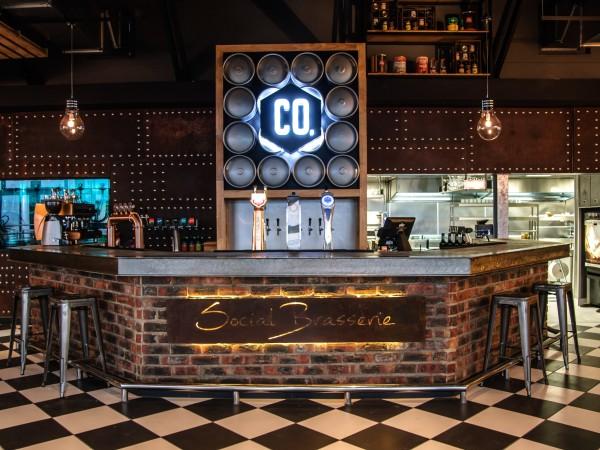 Company Social Brasserie (Port Elizabeth)