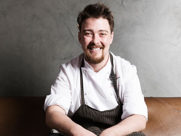 Chef Ivor Jones to be head chef of new Chefs Warehouse at Beau Constantia. Photo supplied.