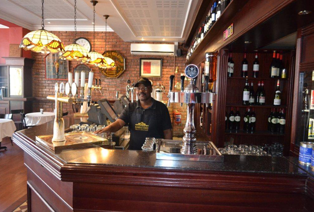 The Barristers bar. Photo supplied.