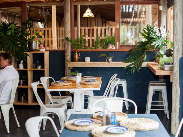 The Delish Sisters Café at The Litchi Orchard. Photo supplied.