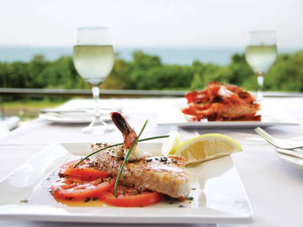 Outdoors restaurants in Durban and surrounds