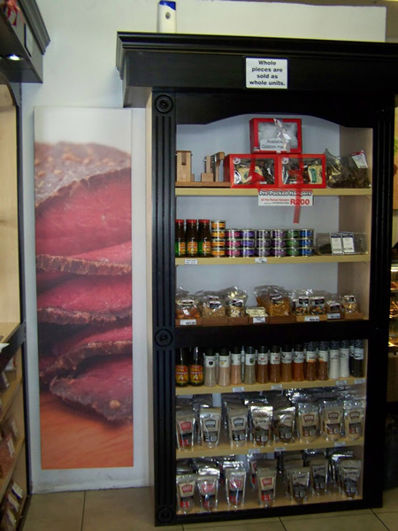 Biltong za fourways stores and markets in johannesburg