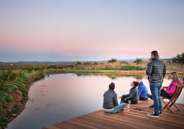 Take in the beautiful river views in Robertson. Photo supplied.