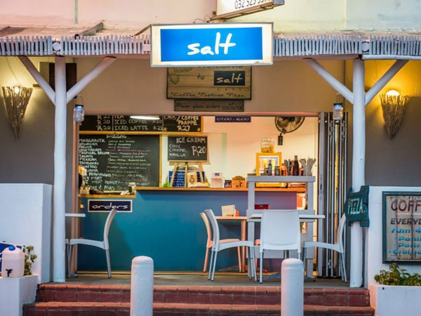 Salt Café in Ballito. Photo supplied.
