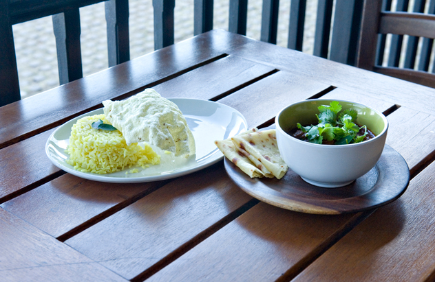 One of the standout curry dishes. Photo supplied.