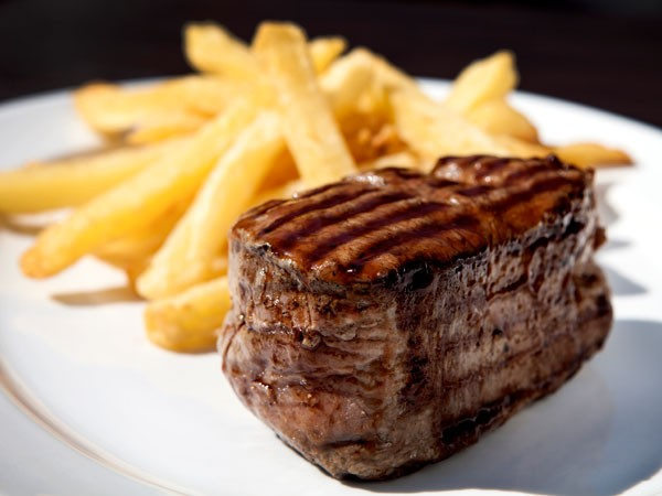 A fillet and chips at Turn 'n Tender. Photo supplied.