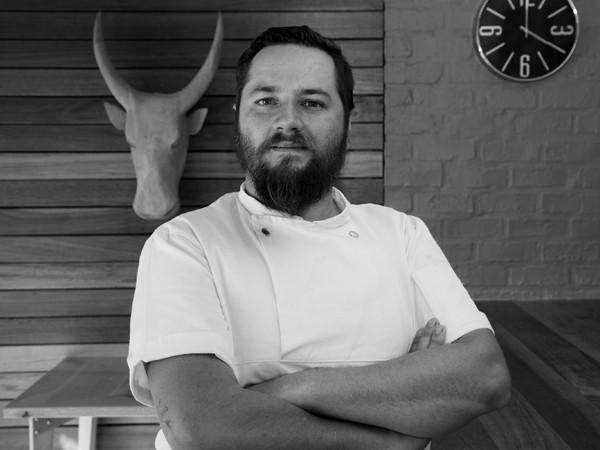 Chef Eric Bulpitt. Photo supplied.