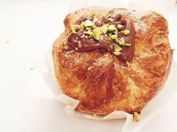 Meet the cruffin, the French pastry hybrid from Meraki in Stellenbosch