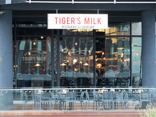 Tiger's Milk (Century City)