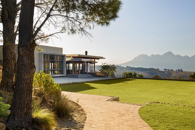 The beautiful location of The Idiom Restaurant and Wine Tasting Centre. Photo supplied.