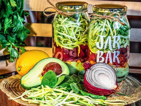Lunch in a jar: Cape Town's healthy meal deliveries are better for the planet