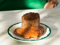 Malva pudding at Sqirl