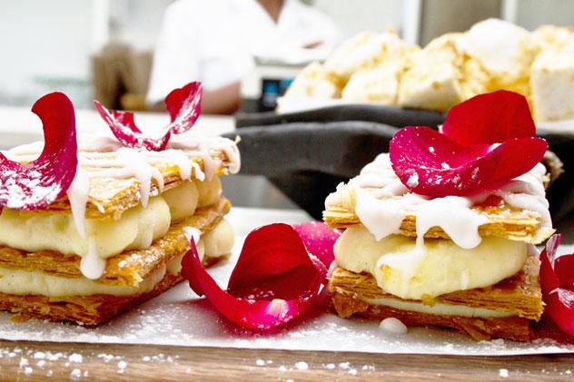 Moemas-pastry