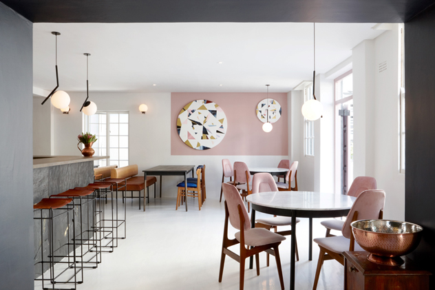 Mulberry & Prince interior