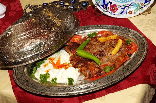A dish at Ottoman Palace. Photo supplied