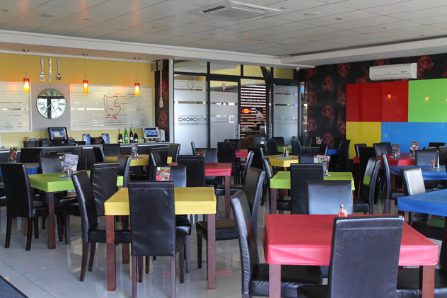 Inside at The Lounge on Kromboom. Photo supplied
