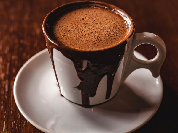 Where to get the most decadent hot chocolate in SA