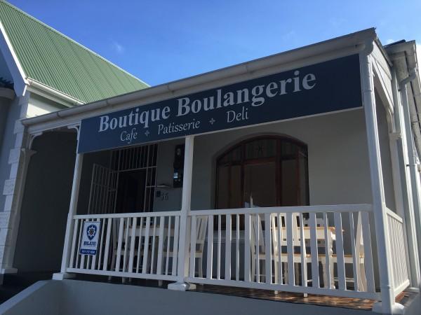 Boutique Boulangerie