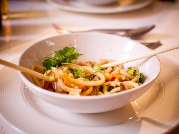 Ramen noodles at Mooki Noodle Bar in Glenwood. Photo supplied.