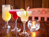 Margaritas at San Julian. Photo supplied.