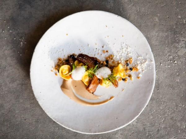 A beautiful dish at Terroir. Photo by Jan Ras.