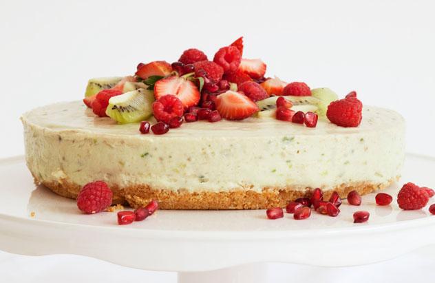 Avo-cheesecake