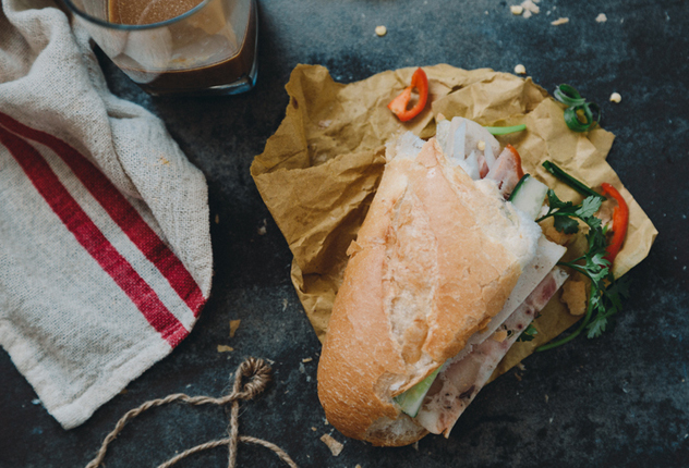 A banh mi sandwich. Photo: ThinkStock