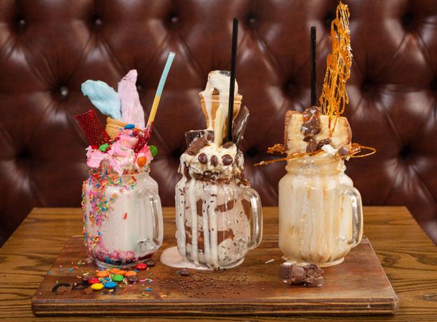Craft-milkshakes