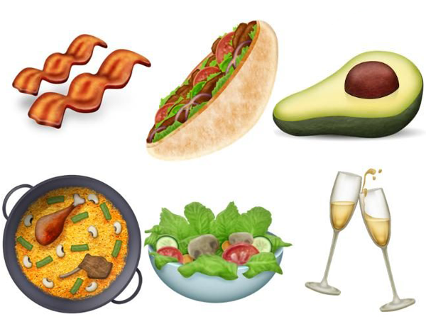 Breaking: Bacon and avo emojis coming to a phone near you