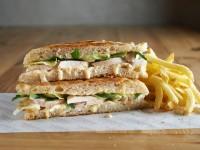 Flying Chicken Focaccia Sandwich