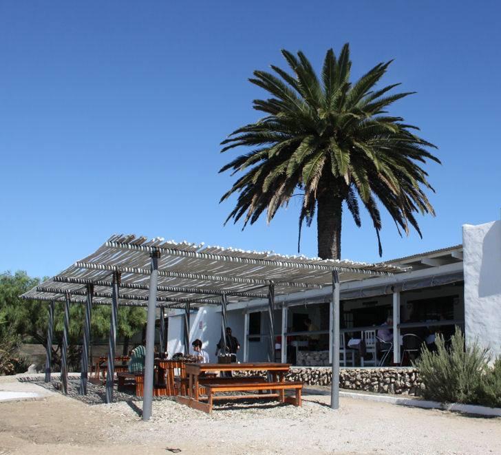 De Palm Restaurant St Helena Bay Menu