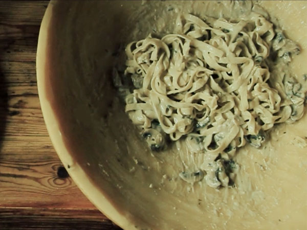 Watch: The cheesiest pasta dish in Cape Town